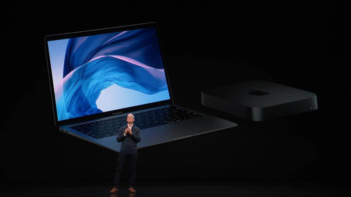 MacBook Air Retina и новый Mac Mini — когда купить и сколько стоят в России
