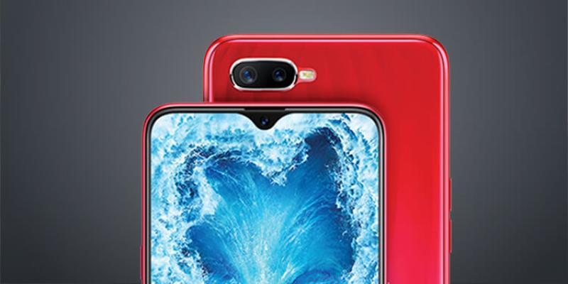 OPPO выпустила смартфон с самым красивым и компактным вырезом в дисплее