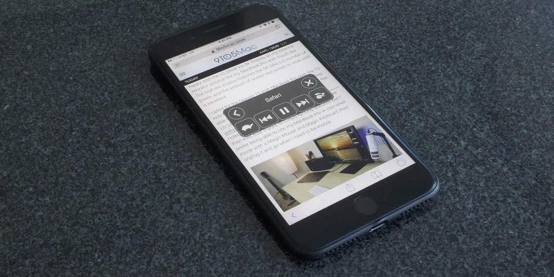 Как включить озвучивание текста с экрана на iOS