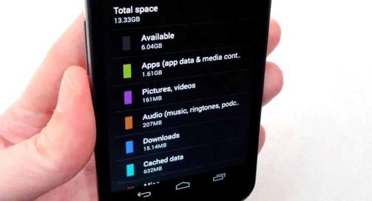 5 способов освободить место на Android-устройстве