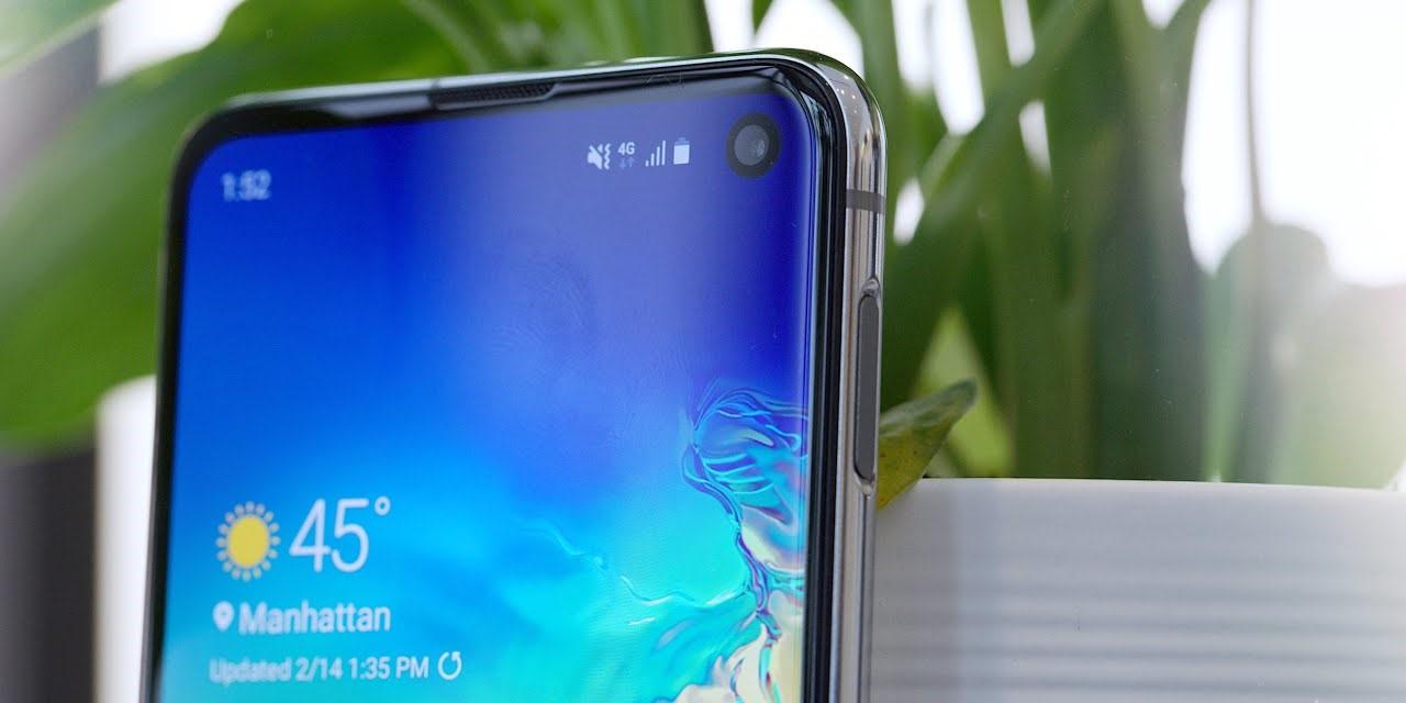Samsung Galaxy S11e может получить батарею на 4300 мАч