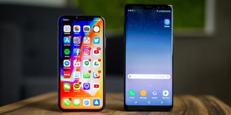Tom's Guide: прошлогодний iPhone X заметно мощнее Galaxy Note 9