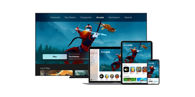 Таким будет игровой сервис Apple Arcade