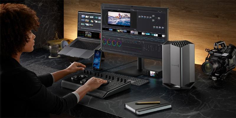 Apple и Blackmagic выпустили внешнюю видеокарту для новых MacBook Pro