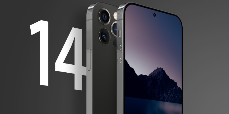 Apple тестирует iPhone 14 без чёлки. А где же будет Face ID