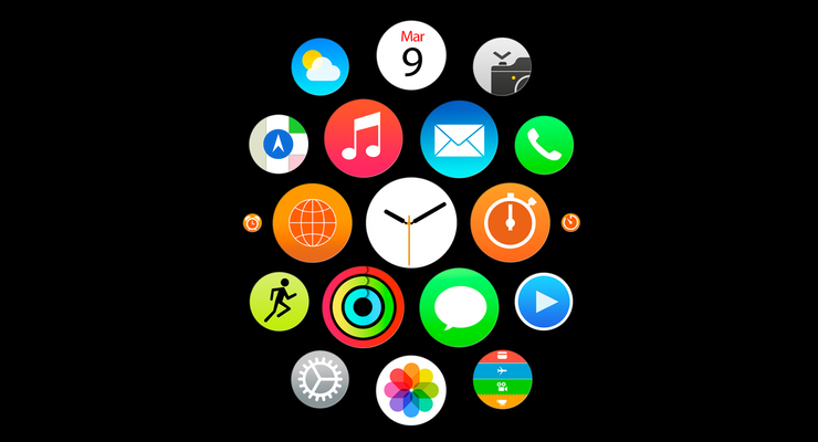 Spring Forward — презентация Apple Watch