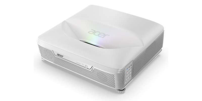 Acer представила новые мониторы и 4К-проектор