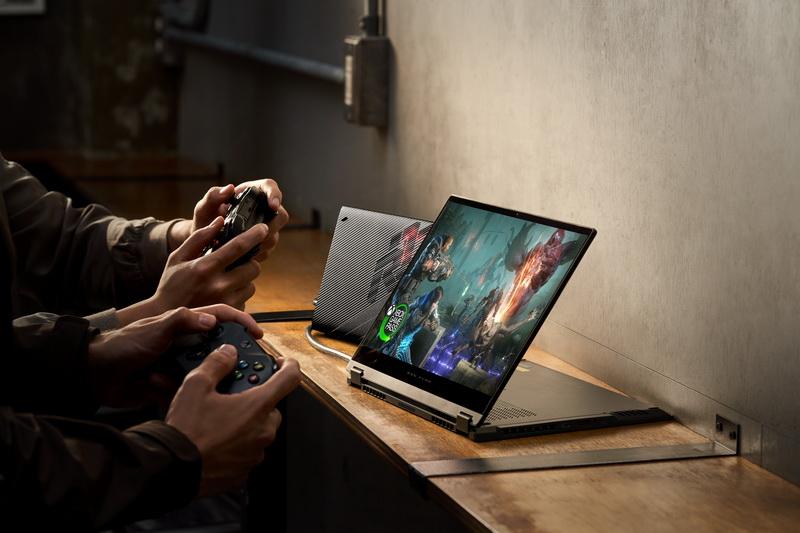 ROG Flow X13  тонкий и лёгкий геймерский ноутбук-трансформер с внешней видеокартой