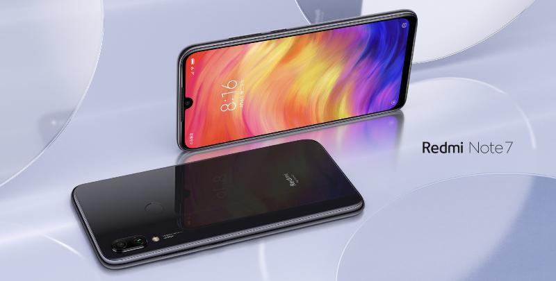 Xiaomi представила Redmi Note 7 c 48-мп камерой и Snapdragon 660