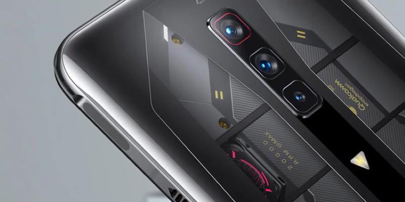 Выпущен прозрачный игровой смартфон с 18 ГБ ОЗУ и 120-ваттной зарядкой