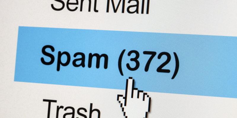 Вам тоже приходят пустые письма Это опасный спам