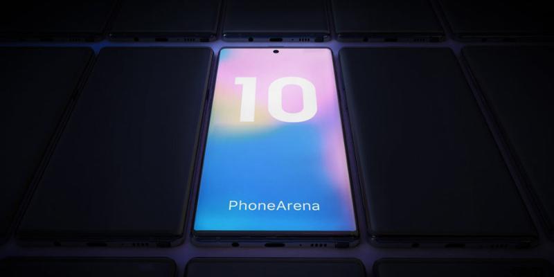 Samsung Galaxy Note 10: свежие утечки
