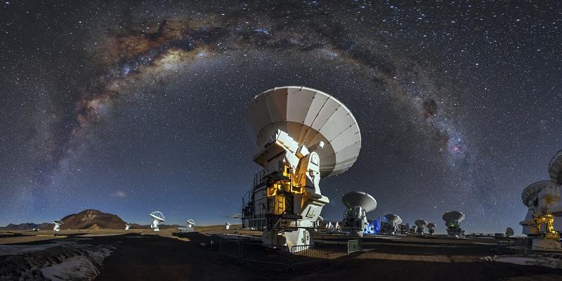 Самые интересные астрономические события 2019 года