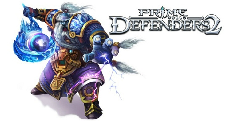 Рецензия на Prime World: Defenders 2 — чудь нападает!