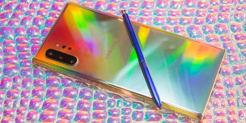История Galaxy Note: от первой модели до десятой