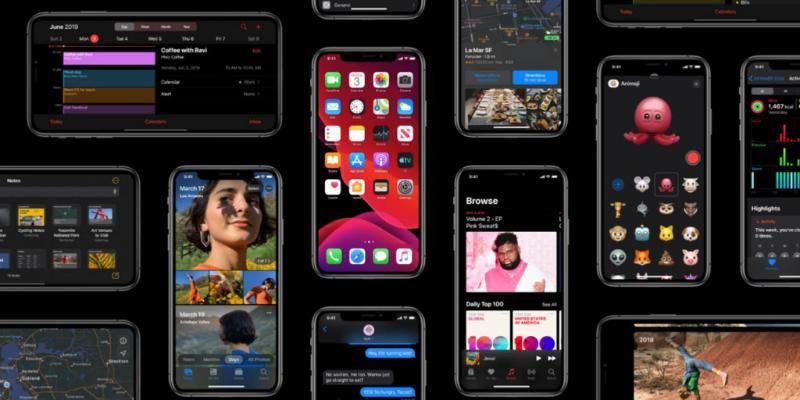 Вышли восьмые бета-версии iOS 13 и iPadOS для разработчиков
