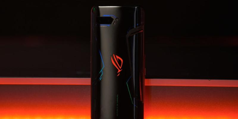 ASUS ROG Phone II Ultimate Edition — терабайт памяти и самый быстрый процессор на рынке