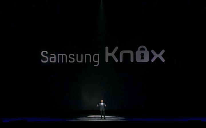 Дырявая система безопасности Samsung