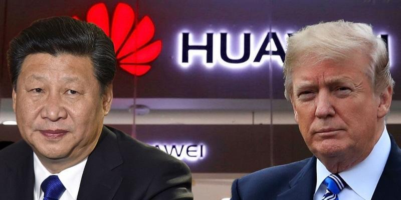 Торговая война: как власти США перешли к жёсткому наступлению на Huawei