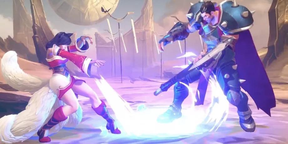 Студия Riot Games анонсировала 3 новых игры  по мотивам  League of Legends