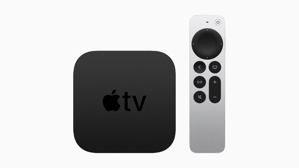 Новая модель Apple TV 4K  с улучшенным пультом и мощной графикой