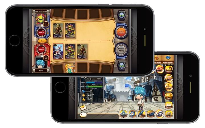 Карточные игры для айфона