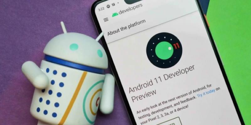 Все нововведения в Android 11