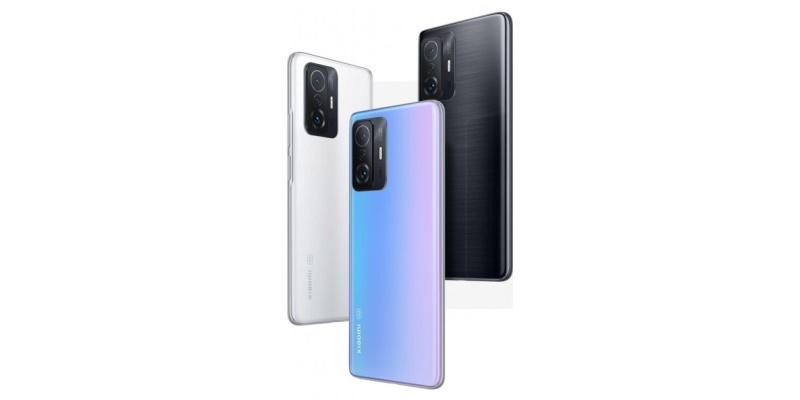 В России представлены новые смартфоны из серии Xiaomi 11