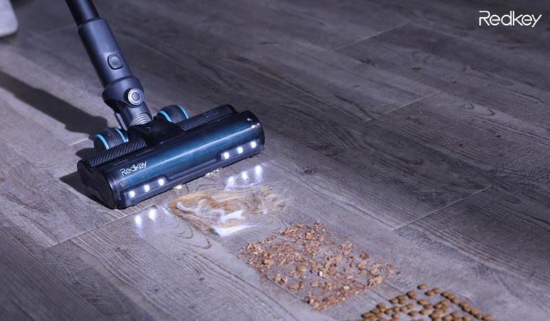 Беспроводной вакуумный пылесос Redkey F10  волшебный инструмент для уборки дома