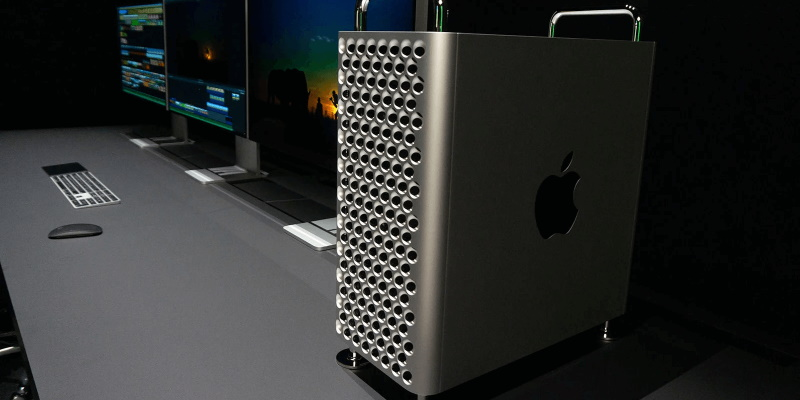 Apple уже продаёт новый Mac Pro (но не всем)