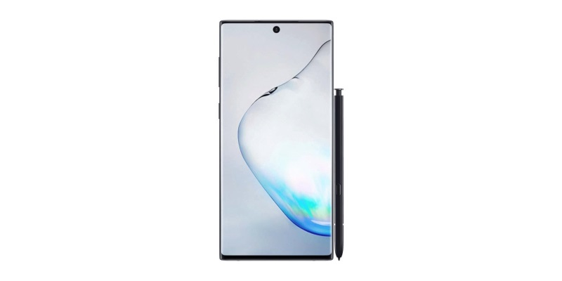 Evleaks раскрыл дизайн Galaxy Note 10+ и Watch Active 2