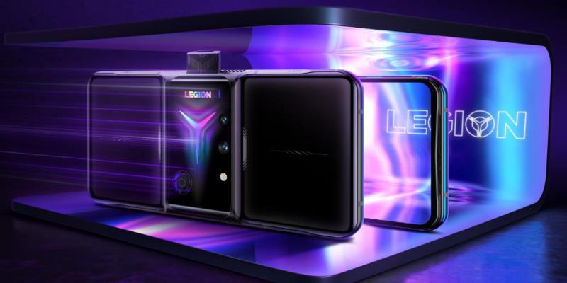 Lenovo Legion 2 Pro  игровой смартфон с уникальными характеристиками