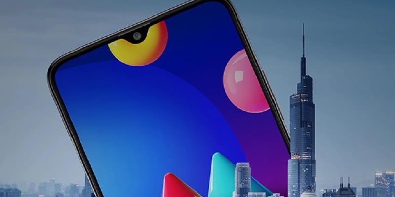 Galaxy M02s  недорогая новинка Samsung