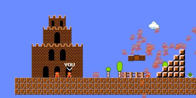 Марио - Королевская битва