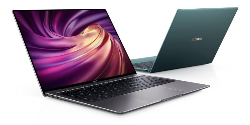 Huawei представила обновлённую серию ноутбуков MateBook X Pro