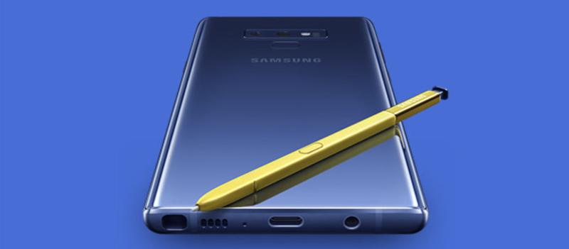 Samsung Galaxy Note 9 в России: цены и дата начала продаж
