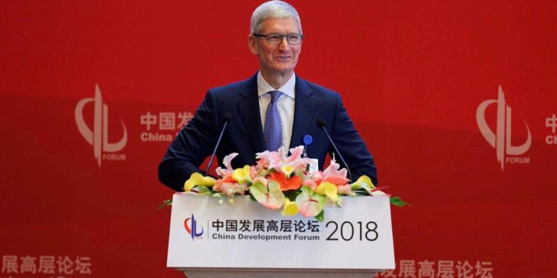 В Китае набирает обороты движение «Бойкот Apple»