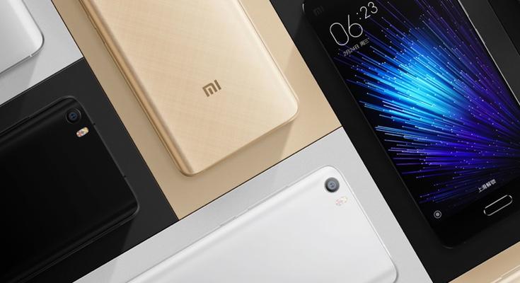 Xiaomi Mi5 — новый флагман из Поднебесной