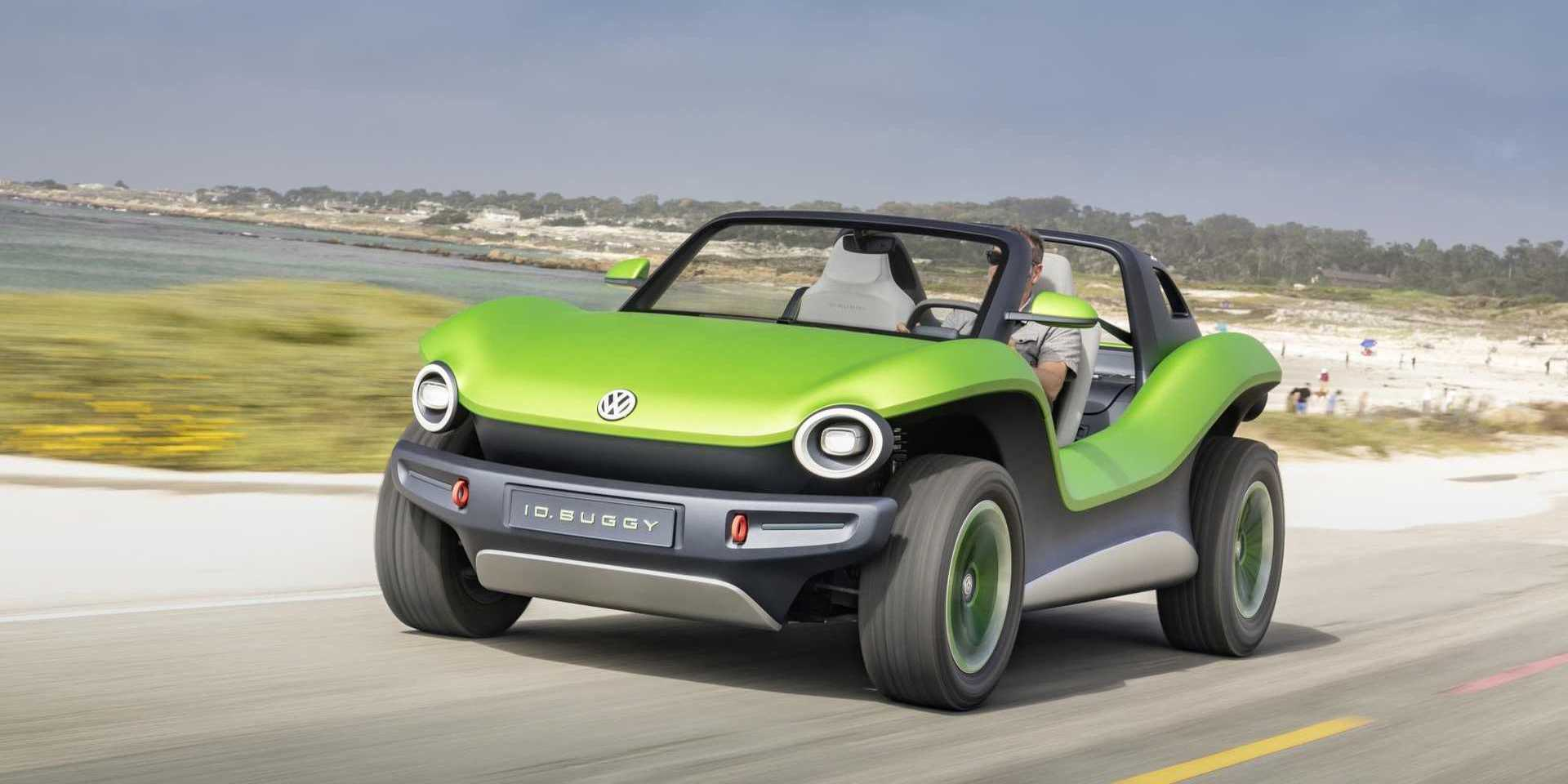 Volkswagen демонстрирует электробагги