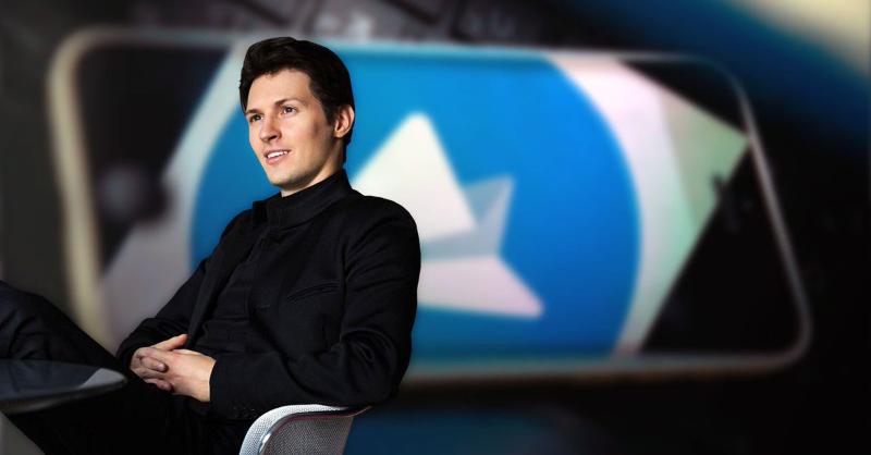 Павел Дуров: российские власти пытались взломать Telegram-каналы