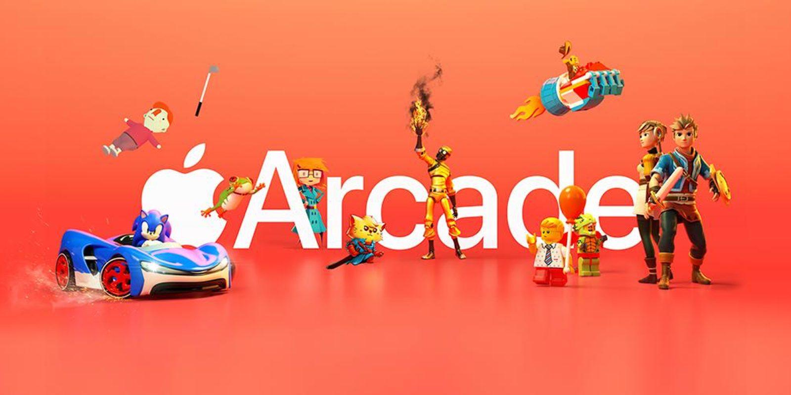 Каталог Apple Arcade насчитывает 100 игр вместе с сегодняшним пополнением