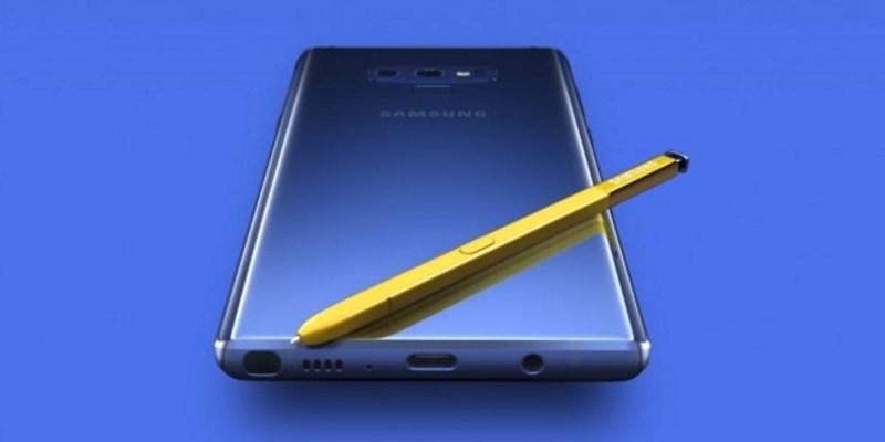 Galaxy Note 9 добрался до России: фото, видео и цены