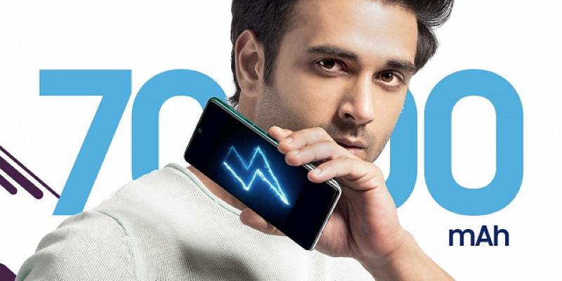 Samsung Galaxy F62  долгожитель с батареей 7000 мАч