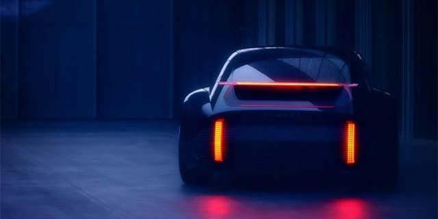 Hyundai представит новый концепт электрокара «Prophecy» на автосалоне в Женеве