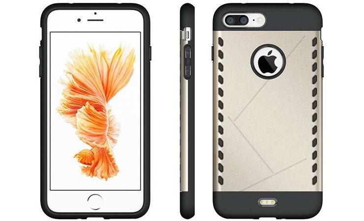 В сети оказались фото чехлов для iPhone 7 и iPhone 7 Plus