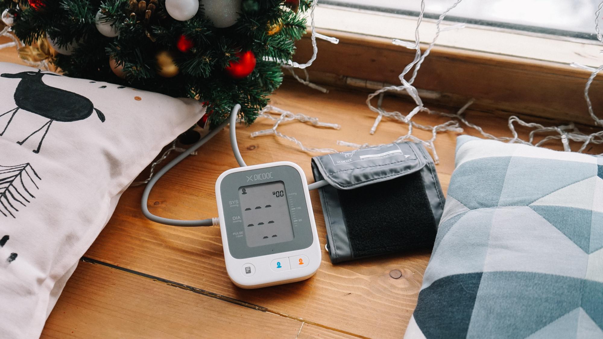 Обзор тонометра Picooc X1 Pro. Да, он умный: отправляет данные по Wi-Fi и работает с приложением для смартфона