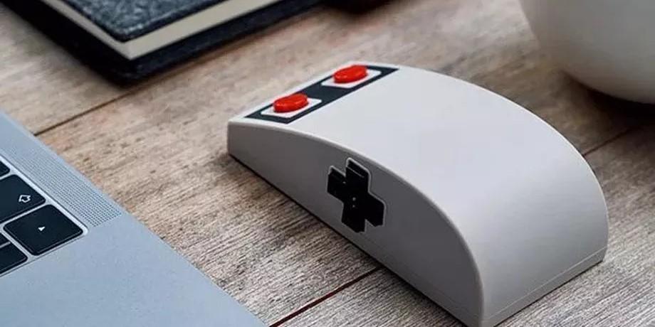 Продукт дня: компьютерная мышь для фанатов консоли Nintendo Entertainment System