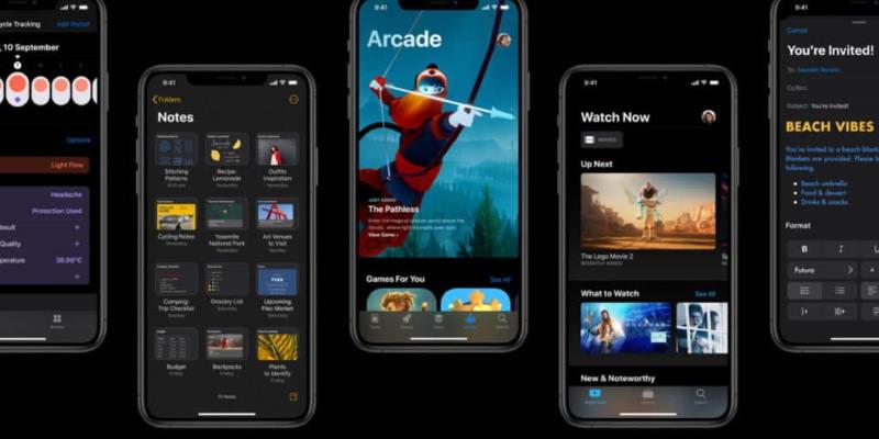 Вышли вторые бета-версии iOS 13.4, iPadOS 13.4, macOS 10.15.4, tvOS 13.4 и watchOS 6.2