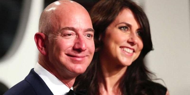 Глава Amazon разводится. Его экс-жена станет самой богатой женщиной планеты