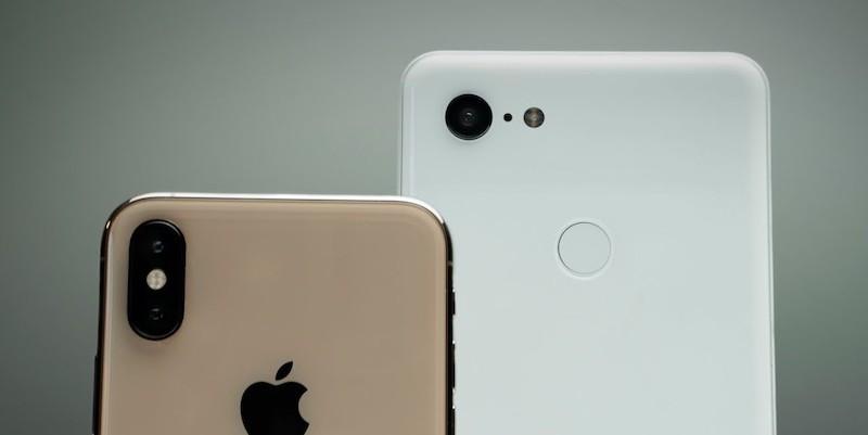 Лучшие фишки Android, скопированные с iPhone